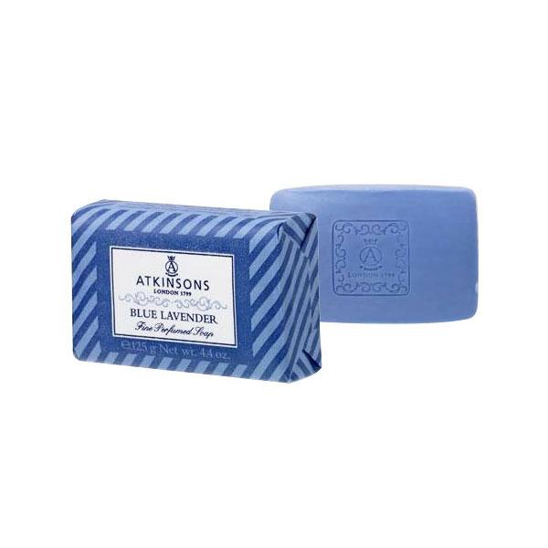 Atkinsons Fine Perfumed Soaps Sapone Blue Lavander 125 gr