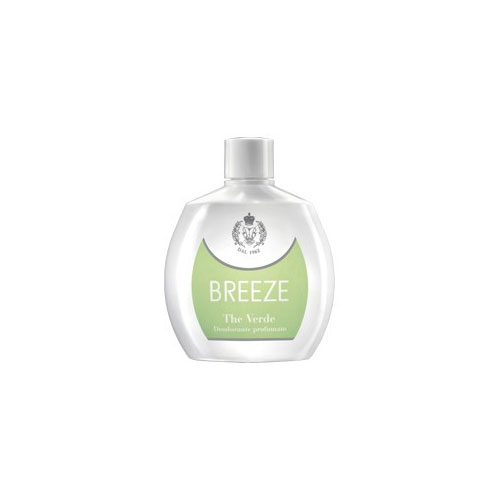 Breeze The Verde Deodorante Squeeze Senza Gas 100 ml