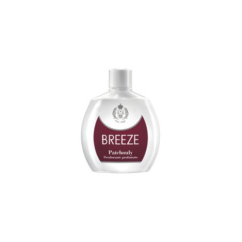 Breeze Patchouly Deodorante Squeeze Senza Gas 100 ml