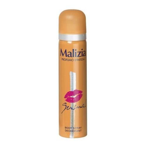 Malizia Deodorante Per Donna Sensual Spray Da 75 Ml