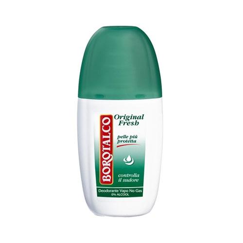 Borotalco Deodorante Original Vapo Senza Alcool 75 Ml