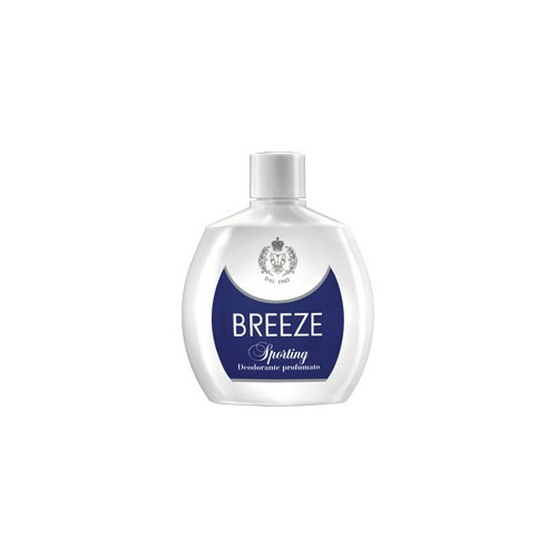 Breeze Sporting Deodorante Squeeze Senza Gas 100 ml