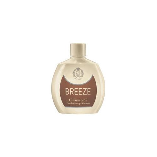 Breeze Classico 67 Deodorante Squeeze Senza Gas 100 ml