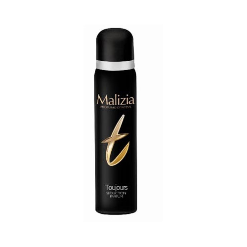 Malizia Deodorante Per Donna Toujour Spray Da 100 Ml