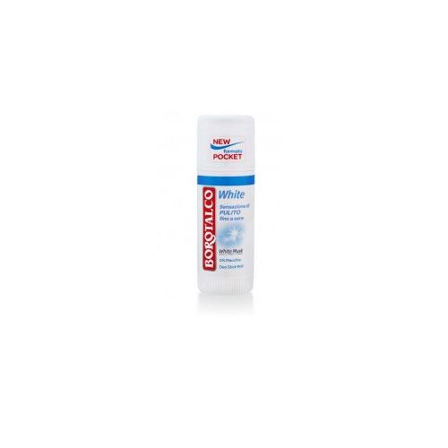 Borotalco Deodorante White Al Muschio Bianco Stick 40 G