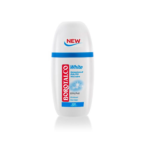 Borotalco Deodorante White Al Muschio Bianco Vapo 75 Ml