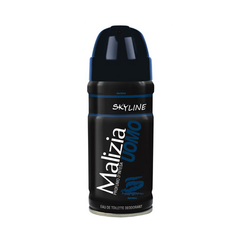 Malizia Deodorante Per Uomo Skyline Spray Da 150Ml