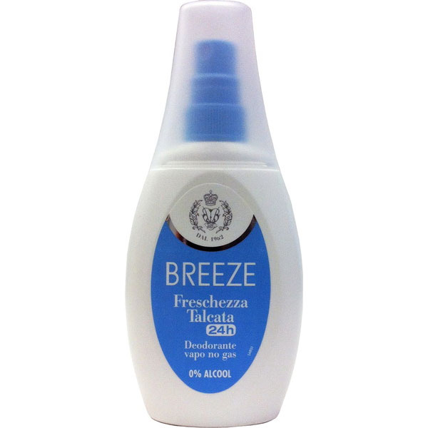 Breeze Vapo no gas Freschezza Talcata Deodorante 75 ml