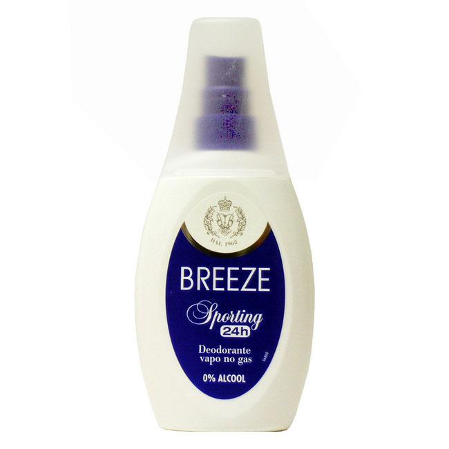 Breeze Vapo no gas Sporting Deodorante 75 ml
