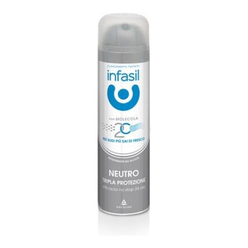Infasil Deodorante Spray Per Il Corpo Tripla Protezione 150 Ml