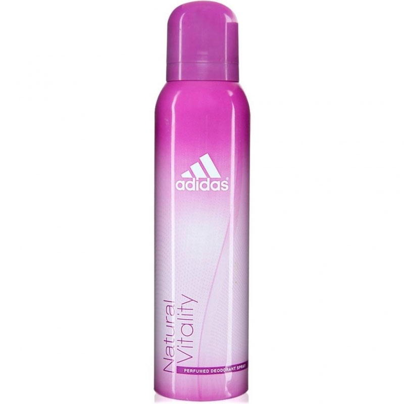 Adidas Deodorante Spray Natural Vitality Per Donna 150 Ml