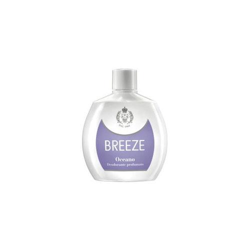 Breeze Oceano Deodorante Squeeze Senza Gas 100 ml