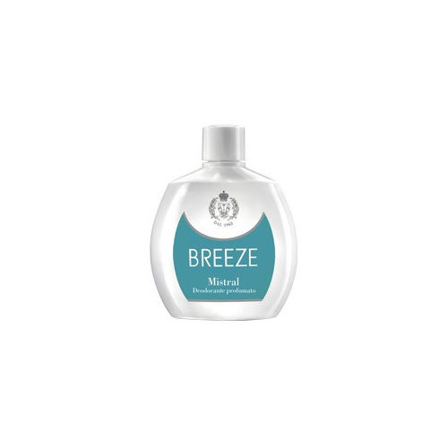 Breeze Mistral Deodorante Squeeze Senza Gas 100 ml