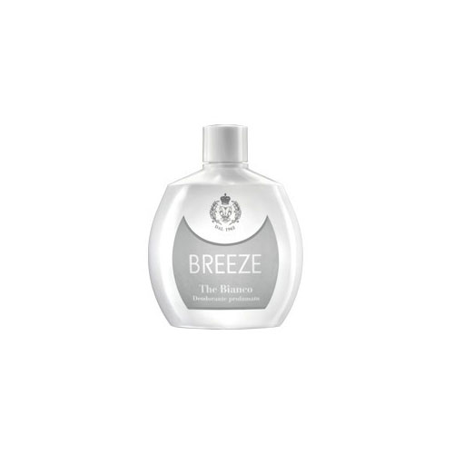 Breeze The Bianco Deodorante Squeeze Senza Gas 100 ml