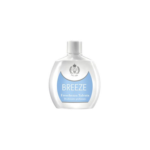 Breeze Freschezza Talcata Deodorante Squeeze Senza Gas 100 ml