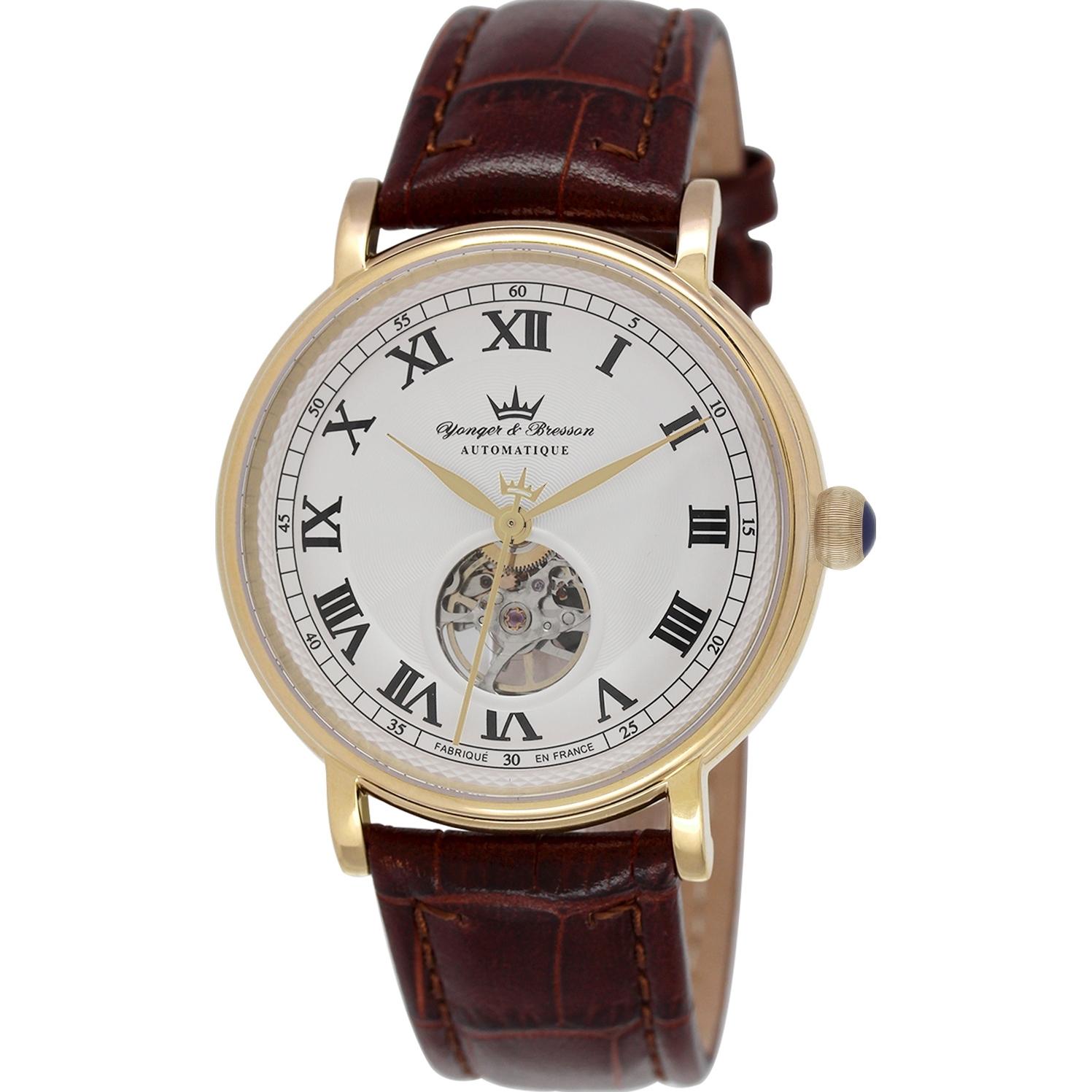 Orologio uomo Yonger bresson YBH852403B
