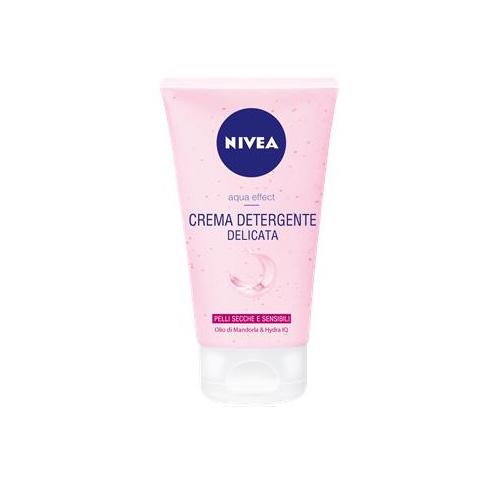 Nivea Crema Detergente Delicata Per Il Viso 150 Ml
