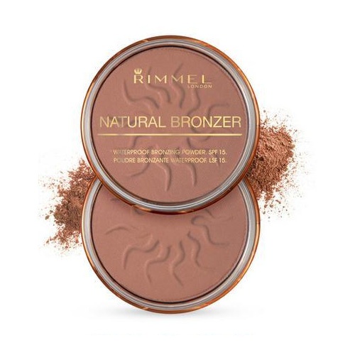 Rimmel RIMMEL BRONZING POWDER SPF8 21 Sun Light