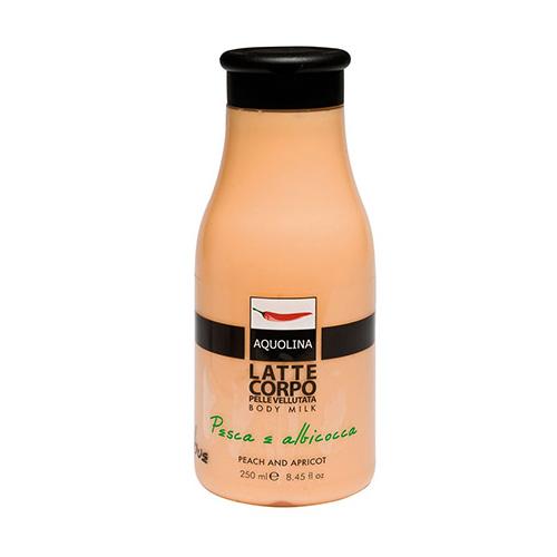 Aquolina Classica Latte Corpo Pesca e Albicocca 250 ml