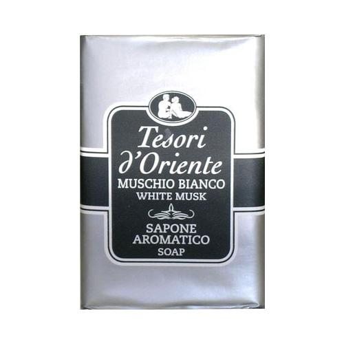 Tesori dOriente Sapone Solido Muschio Bianco 150 G