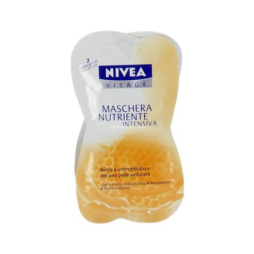 Nivea Maschera Per Il Viso Nutriente Intensiva 15 Ml