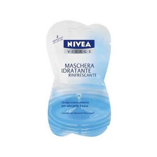 Nivea Maschera Per Il Viso Idratante E Rinfrescante 15 Ml