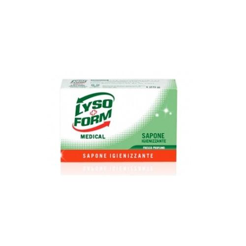 Lysoform Sapone Solido Per Mani E Corpo Igienizzante Medical 125 G