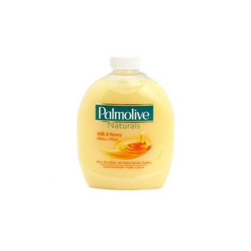 Palmolive Sapone Liquido Idratante Latte E Miele 300 Ml