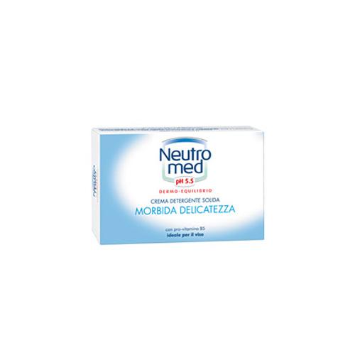 Neutromed Sapone Solido Per Viso E Mani 100 G