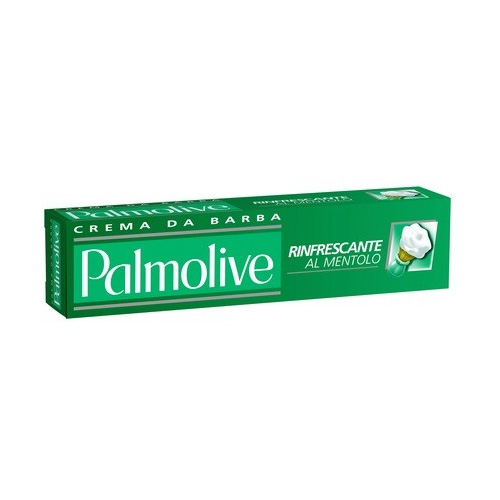 Palmolive Crema Da Barba Rinfrescante Al Mentolo 100 Ml