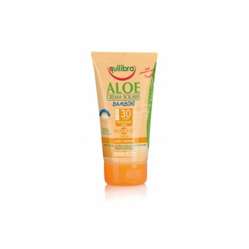 Equilibra  Aloe crema solare bambini spf 30 150 ml