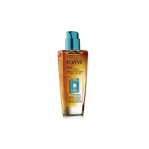 Loreal Elvive  Olio straordinario rigenerante estate  olio protezione capelli 100 ml