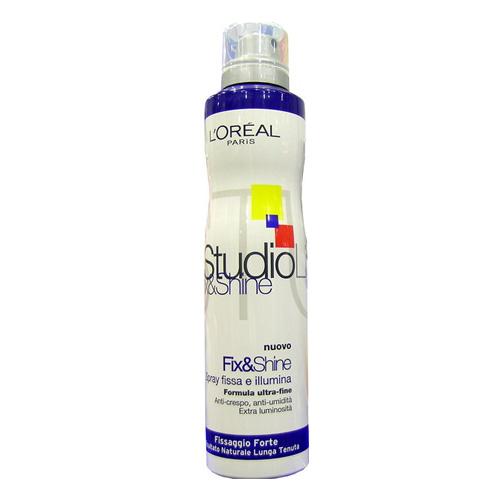 Studio Line Spray Studio Line FixShine Fissaggio Forte 250 Ml
