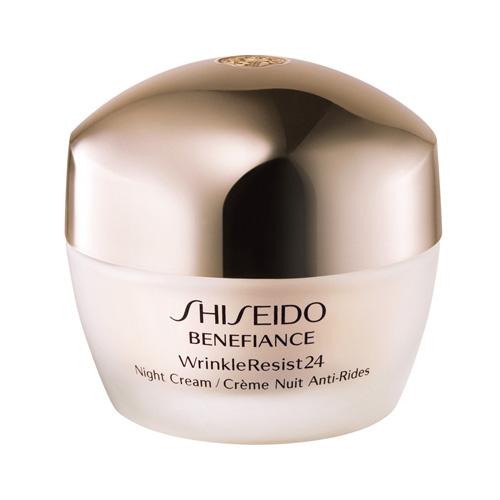 Shiseido Benefiance WrinkleResist24 Crema Notte 50 ml