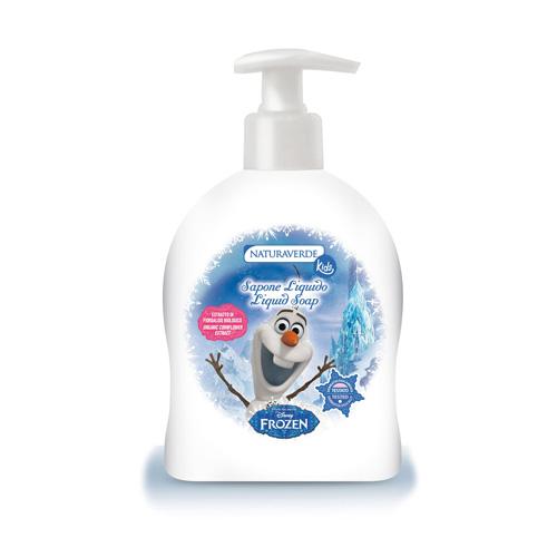 Disney Frozen Sapone Liquido al profumo di Muschio Bianco 250 ml