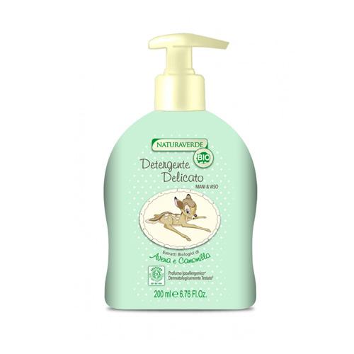 Disney Naturaverde Bio Detergente Delicato ManiViso 200 ml