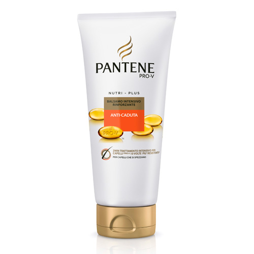 Pantene Intensivo Anticaduta Capelli Tubo 200 ml