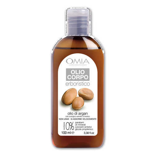 Omia Olio Corpo allOlio di Argan 100 ml