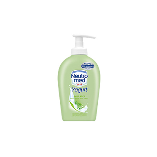 Neutromed Yogurt Aloe Vera Sapone Liquido 300 ml
