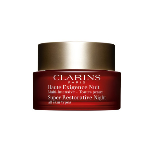 Clarins MultiIntensive Crema Antiet Notte Multi Intensiva Tutti i tipi di Pelle 50 ML