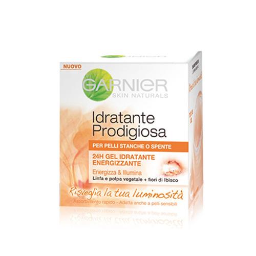 Garnier Idratante Prodigiosa Gel Idratante Energizzante 24H 50 ml
