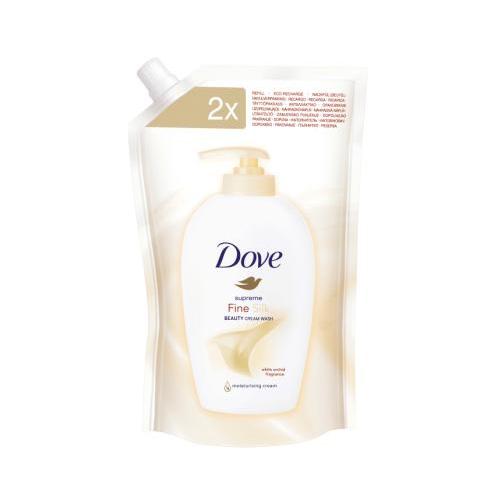 Dove Fine Silk Sapone Liquido Pouch 500 ml Ricarica