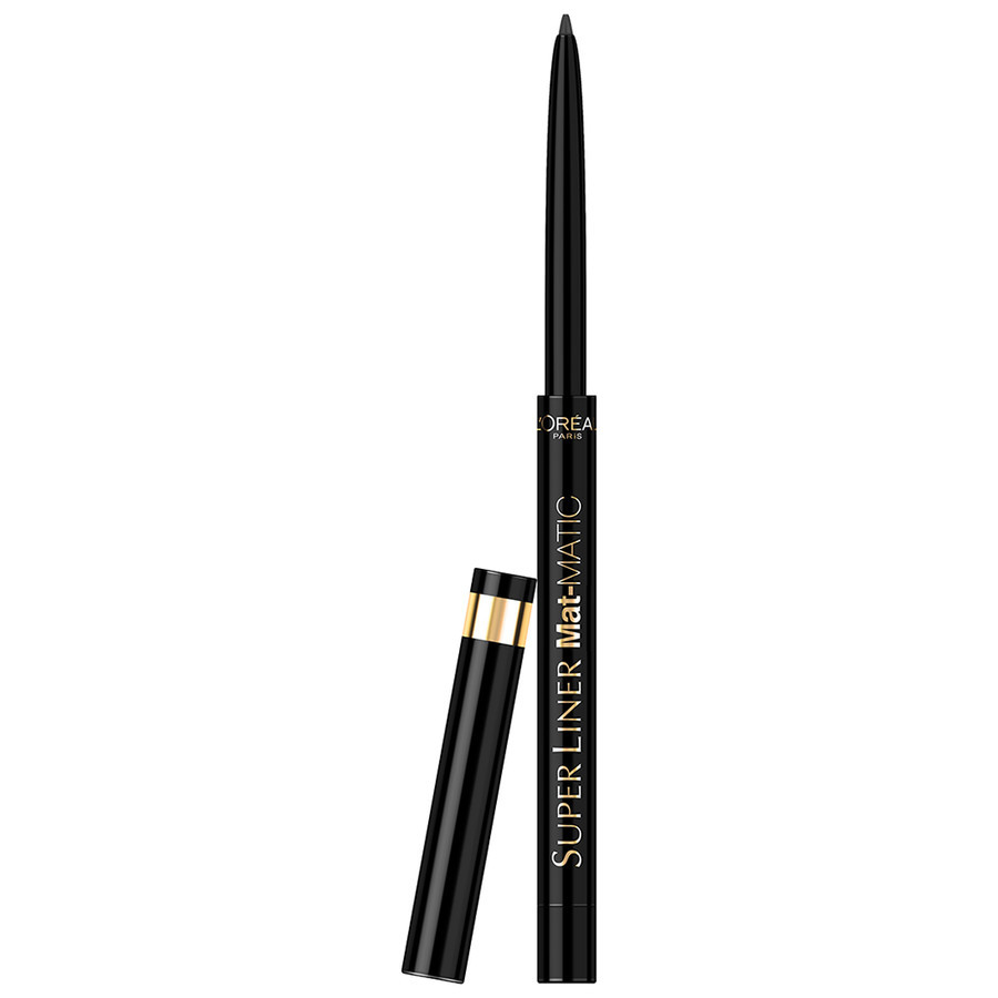 LOreal Super Liner MatMatic Ultra Black