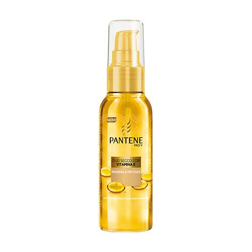 Pantene Olio Secco con Vitamina E Rigenera  Protegge 100 ml