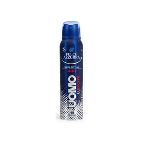 Felce Azzurra Deodorante Spray Uomo 48H Excite 150 ml