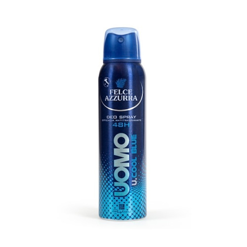 Felce Azzurra Deodorante Spray Uomo 48H Cool Blue 150 ml