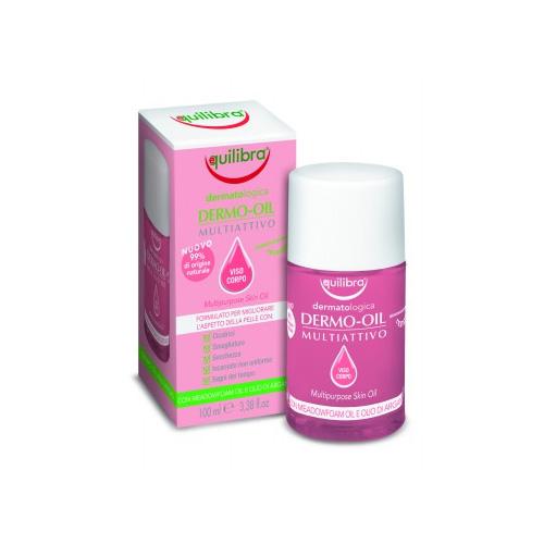 Equilibra Aloe Dermo Oil Olio Multiattivo Viso e Corpo 100 ml