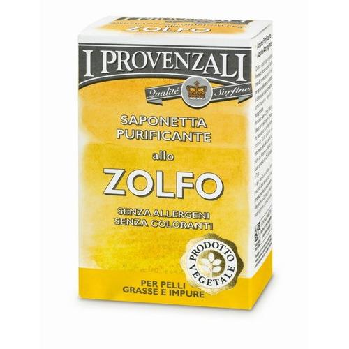 I Provenzali Saponetta Purificante allo Zolfo 100 gr