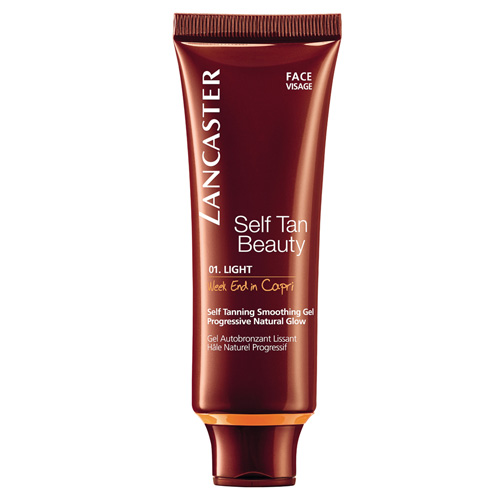 Lancaster Self Tan Beauty Gel Autoabbronzante Viso 01 Light 50 ml