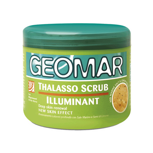 Geomar Thalasso Scrub Illuminant 600 gr